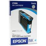 Epson Cyan Ink Cartridge EPST543200