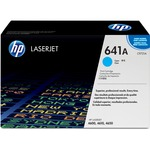 HP 641A Cyan Original LaserJet Toner Cartridge HEWC9721A
