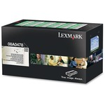 Lexmark Toner Cartridge - Black LEX08A0478