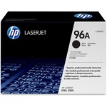 HP 96A (C4096A) Black Original LaserJet Toner Cartridge HEWC4096A