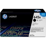 HP 645A (C9730A) Black Original LaserJet Toner Cartridge HEWC9730A
