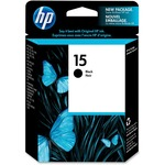 HP 15 Ink Cartridge - Black HEWC6615DN