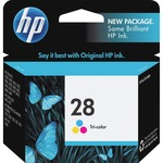 HP 28 Ink Cartridge - Cyan, Magenta, Yellow HEWC8728AN