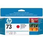 HP 73 Chromatic Red Ink Cartridge HEWCD951A