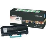 Lexmark E260A11A Toner Cartridge - Black LEXE260A11A