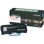 Lexmark Toner Cartridge - Black LEXE360H11A