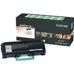 Lexmark Toner Cartridge - Black LEXE460X11A