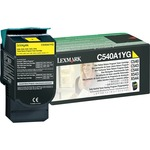 Lexmark Return Yellow Toner Cartridge LEXC540A1YG