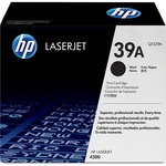 HP 39A Black Original LaserJet Toner Cartridge HEWQ1339A