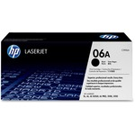 HP 06A Black Original LaserJet Toner Cartridge HEWC3906A