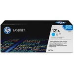 HP 121A Cyan Original LaserJet Toner Cartridge HEWC9701A