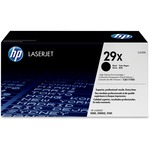 HP 29X High Yield Black Original LaserJet Toner Cartridge HEWC4129X