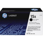 HP 15X High Yield Black Original LaserJet Toner Cartridge HEWC7115X
