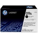 HP 09A Black Original LaserJet Toner Cartridge HEWC3909A