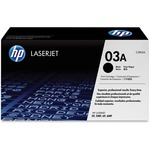 HP 03A (C3903A) Black Original LaserJet Toner Cartridge HEWC3903A