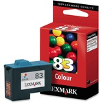 Lexmark Tri-color Ink Cartridge LEX18L0042