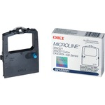Oki Ribbon Cartridge - Black OKI52102001