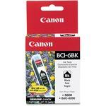 Canon BCI-6Bk Ink Cartridge CNMBCI6BK