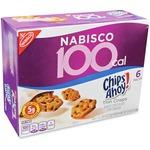 Chips Ahoy! Nabisco 100-Cal Thin Crisps Snacks (6102)