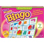 Trend Fractions Bingo Game TEP6136