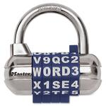 Master Lock Set-Your-Own Password Plus Combination Padlock MLK1534D