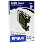 Epson Photo Black Ink Cartridge EPST543100