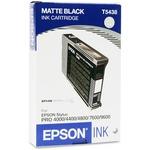 Epson Matte Black Ink Cartridge EPST543800