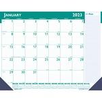 House of Doolittle Express Track Desk Pad Calendar HOD148