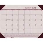House of Doolittle EcoTones Desk Pad Calendar HOD12470