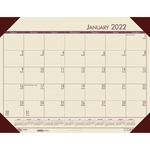 House of Doolittle EcoTones Desk Pad Calendar HOD12443