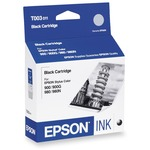 Epson Black Ink Cartridge EPST003011