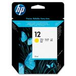 HP 12 Yellow Original Ink Cartridge HEWC4806A