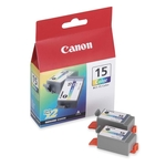 Canon BCI-15 Color Ink Cartridge CNMBCI15