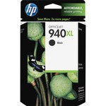 HP 940XL Black Ink Cartridge HEWC4906AN