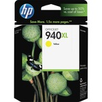 HP 940XL Yellow Ink Cartridge HEWC4909AN