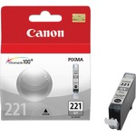 Canon Ink Cartridge - Gray CNMCLI221GY