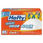 Pactiv Hefty Cinchsak Trash Bag PCTE81889