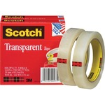 Scotch Glossy Transparent Tape MMM6002P3472