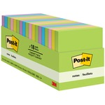 Post-it Notes in Assorted Bright Colors MMM65418BRCP