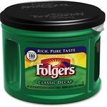 Folgers Classic Decaf Coffee (00374EA)