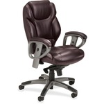 Mayline Ultimo 300 Series UL330M Mid Back Chair MLNUL330MBUR