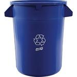 Genuine Joe Heavy-duty Trash Container GJO60464