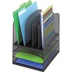 Safco 3266BL Mesh Letter Tray Desktop Organizer SAF3266BL