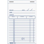 Rediform Sales Receipt Book RED5B201