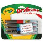 Crayola Dry Erase Markers CYO988626