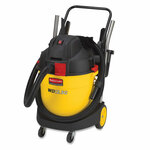 Rubbermaid 9VWD12 Wet & Dry Canister Vacuum Cleaner RCP9VWD12