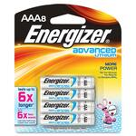 Energizer EA92BP-8 Advanced Lithium General Purpose Battery EVEEA92BP8
