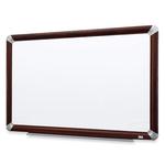 3M Elegant Style Melamine Dry Erase Board MMMM2418FMY