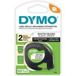 Dymo LetraTag 10697 Paper Tape DYM10697