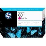 HP 80 Magenta Ink Cartridge HEWC4874A